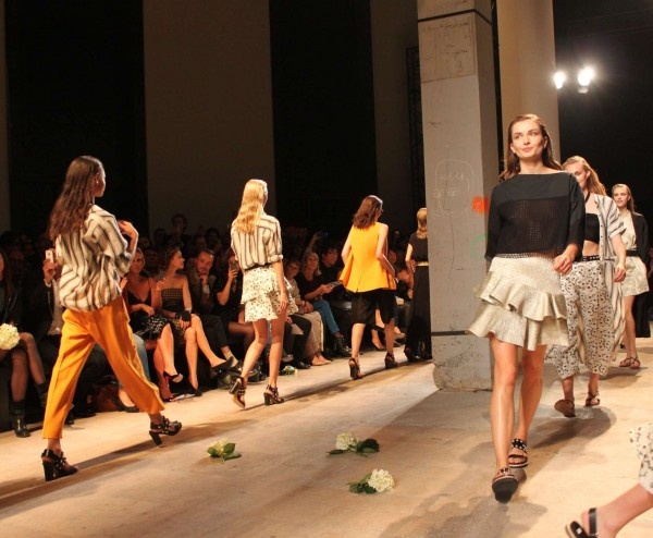Paul & Joe SS2014- Finale