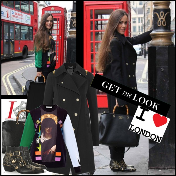 Sandra Bauknecht- I love London