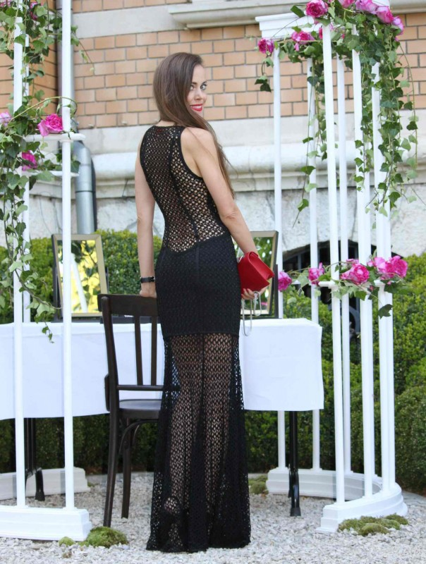 Sandra Bauknecht Piaget Rose Garden Party 301