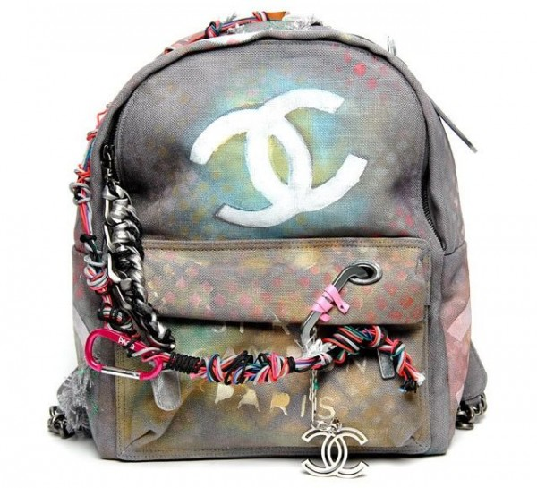 Chanel Backpack S:S 2014-1