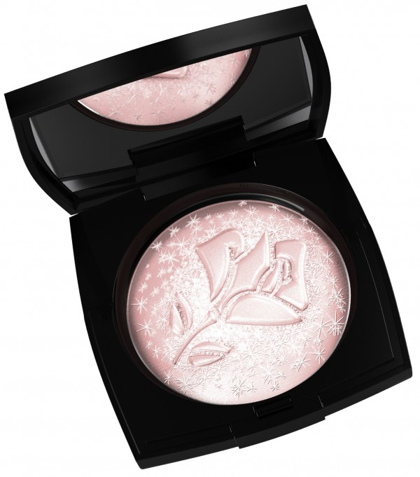 Lanôme Xmas 13 Highlighter Rose