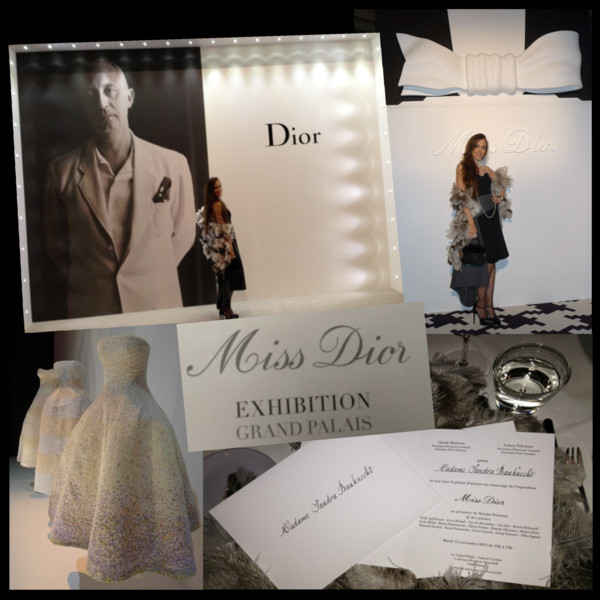 Miss Dior Exhibition  Sandra Bauknecht - Paris