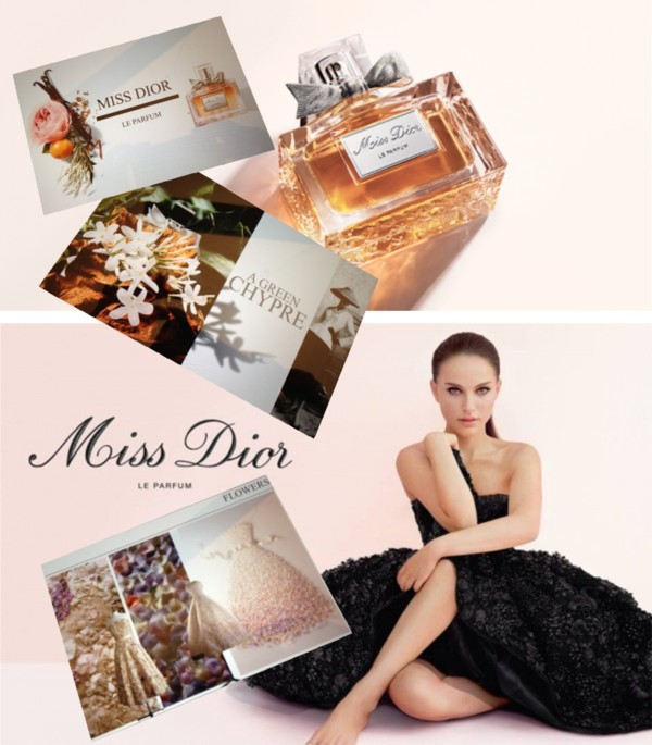 Miss Dior Le Parfum Cover