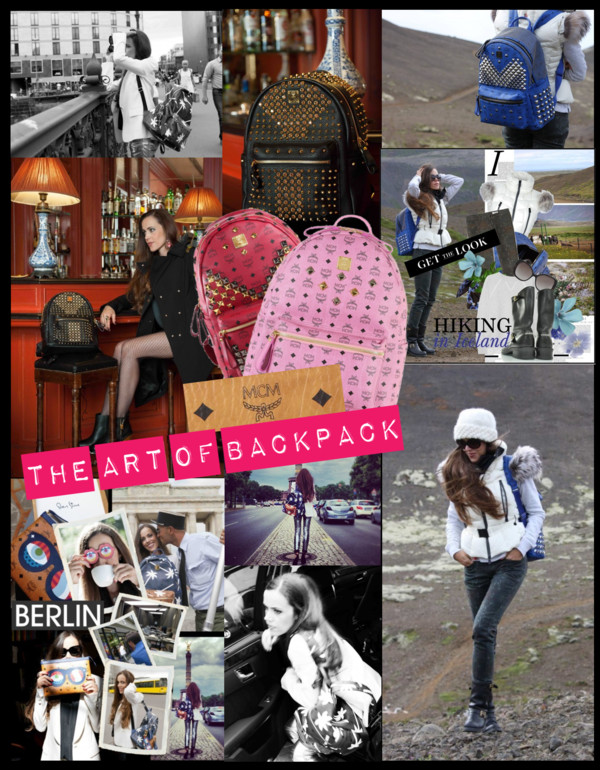 The Art of Backpack MCM
