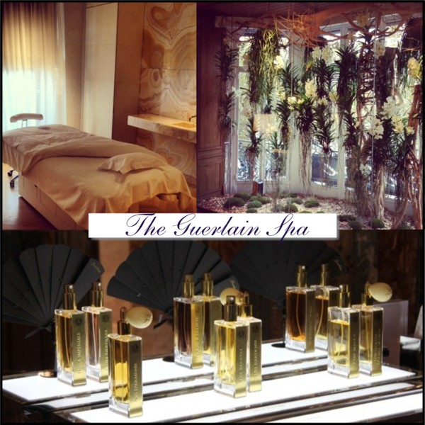 The Guerlain Spa