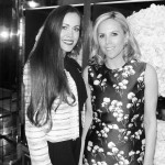 Tory Burch with Sandra Bauknecht
