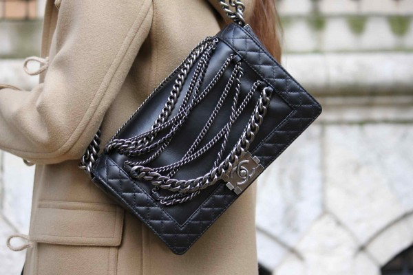 Chanel Bag Chains Rock