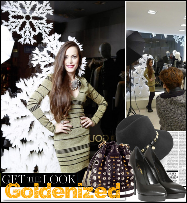 Goldenized-Sandra Bauknecht _ My Look