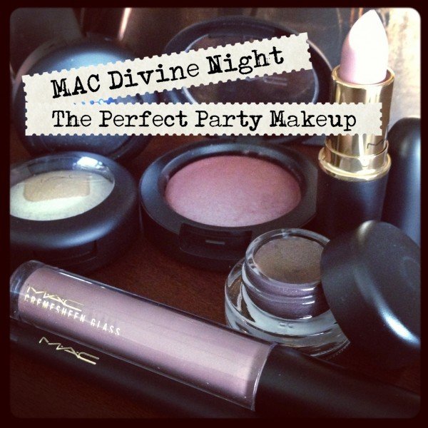 MAC Divine Night Products