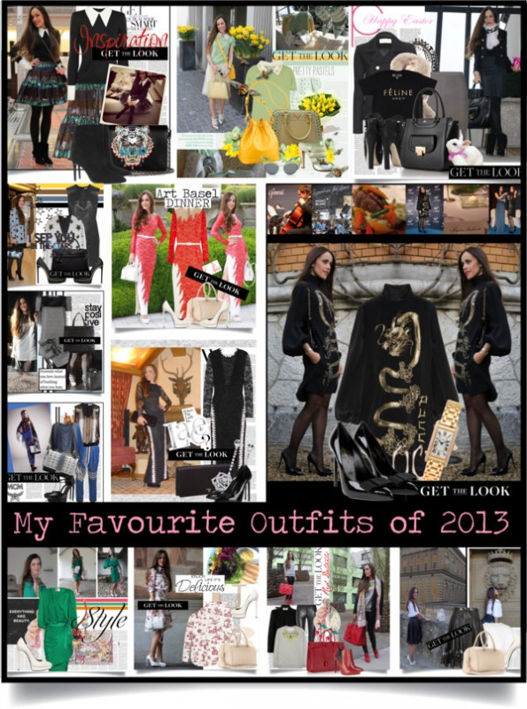 My Favourite Outfits of 2013