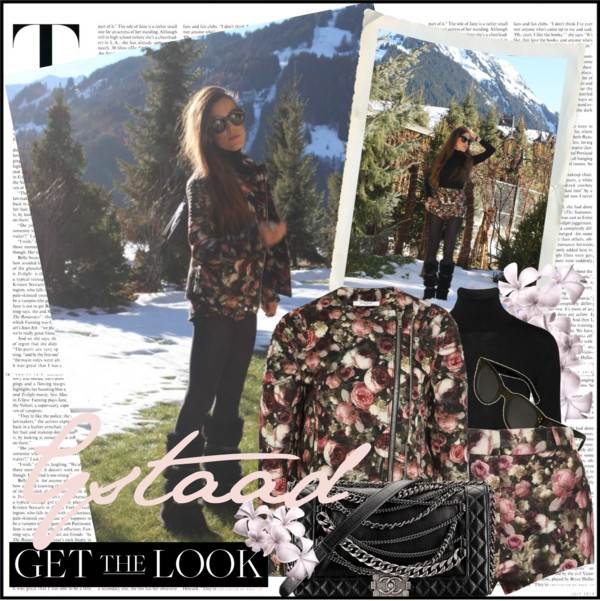 Sandra Bauknecht - Get the Look - Gstaad