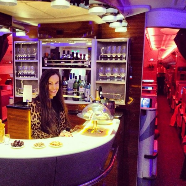 Bar Emirates Airlines