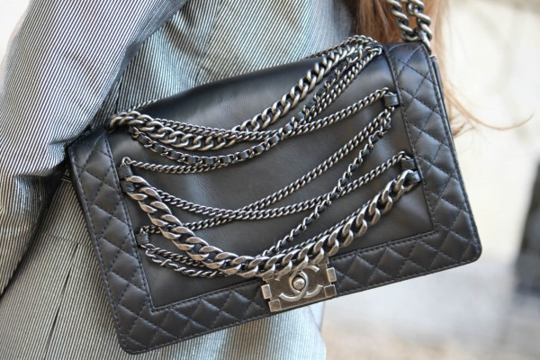 Chanel Bag with chains