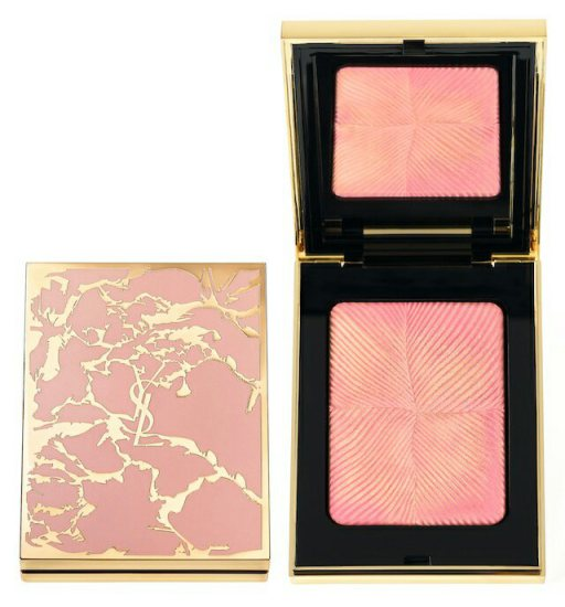 Flower Crush YSL-Blush