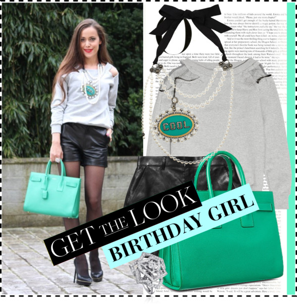 Get the Look-Birthday Girl-Sandra Bauknecht