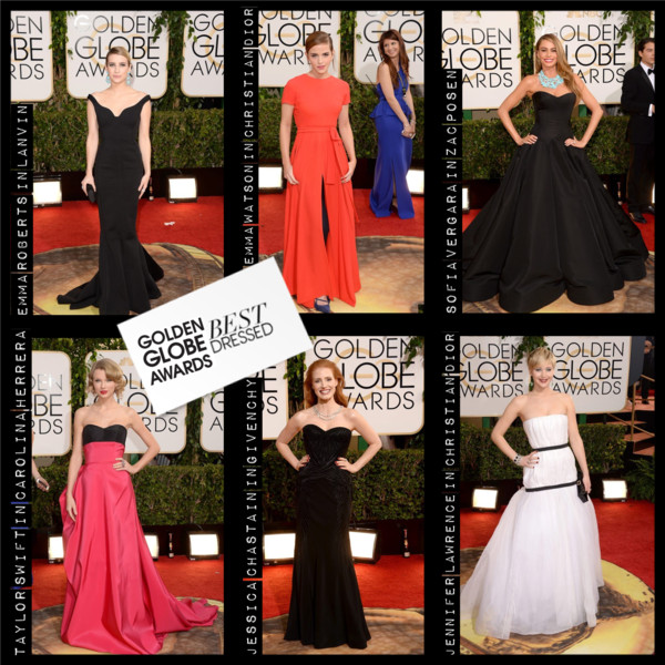 Golden Globes Awards 2014