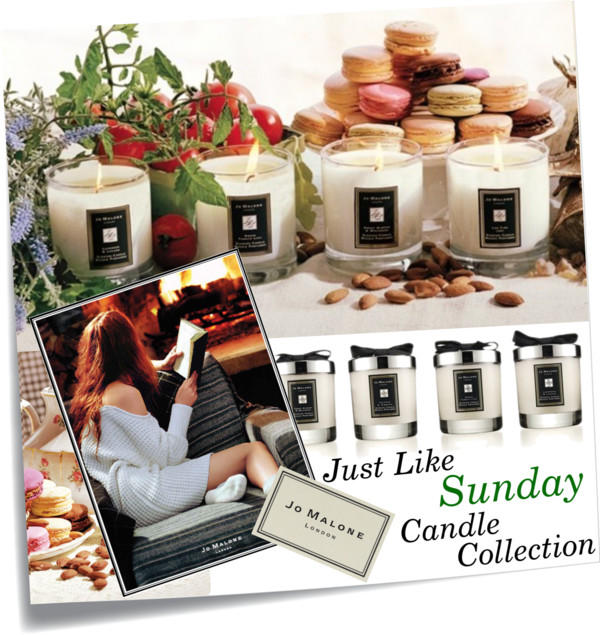 Jo Malone Just Like Sunday Candle Collection Coover