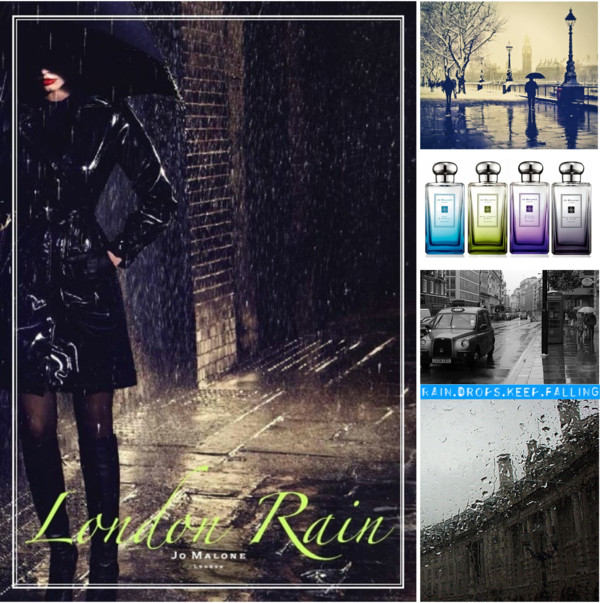 London Rain Jo Malone Limited Edition