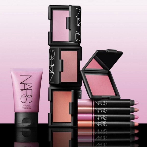 NARS-Final-Cut-Spring-Collection-2014-Blush-Satin-Lip-Pencil-Multiple