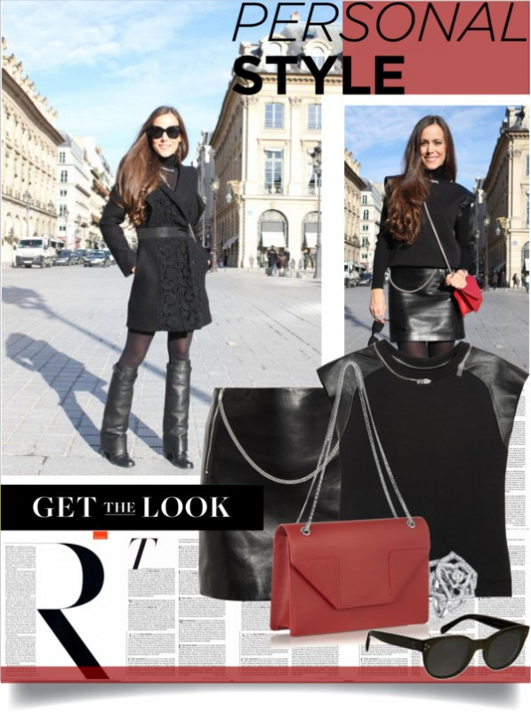 Sandra Bauknecht - Get the Look - Place Vendôme