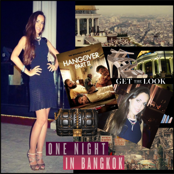 Sandra Bauknecht - One Night in Bangkok