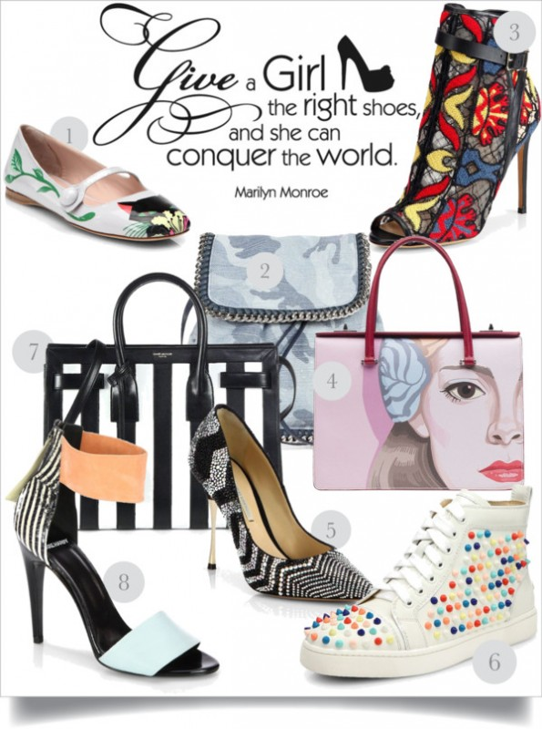 Bags and shoes S:S2014