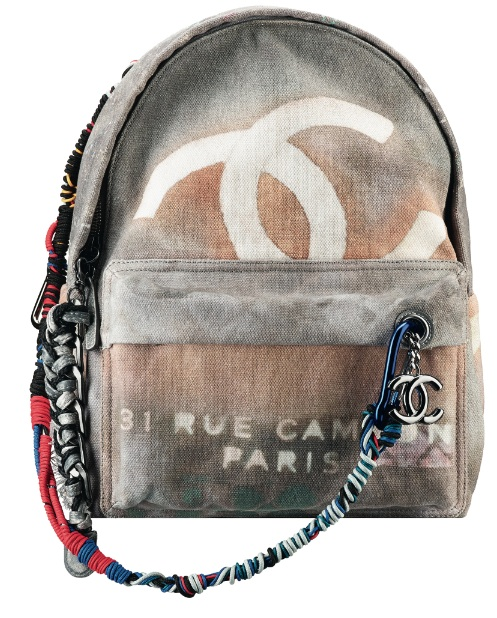 Chanel Backpack 1