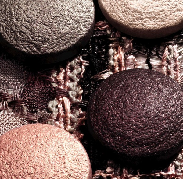 Chanel Tweed eyeshadows ambiance