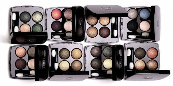 Chanel eyeshadows 8