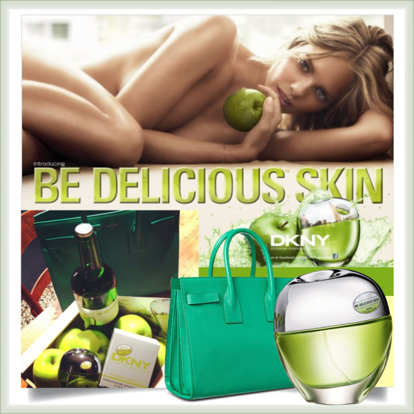DKNY be delicious skin cover