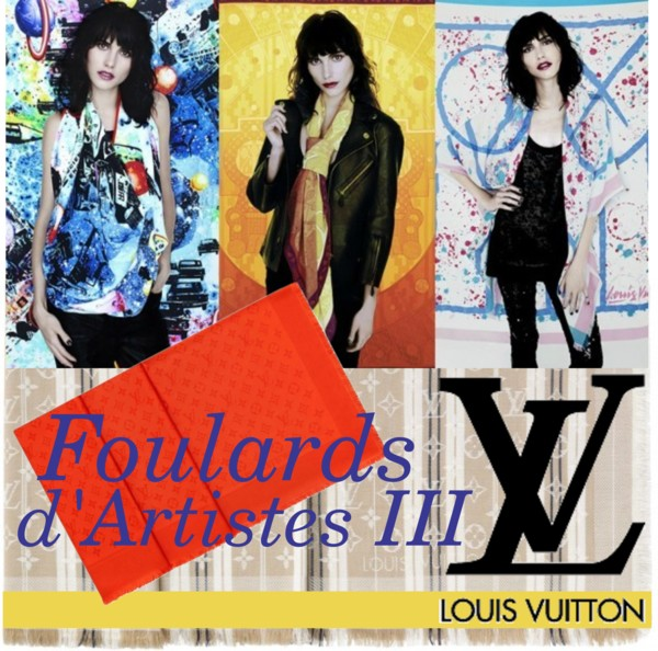 Foulards d'Artistes III Louis Vuitton
