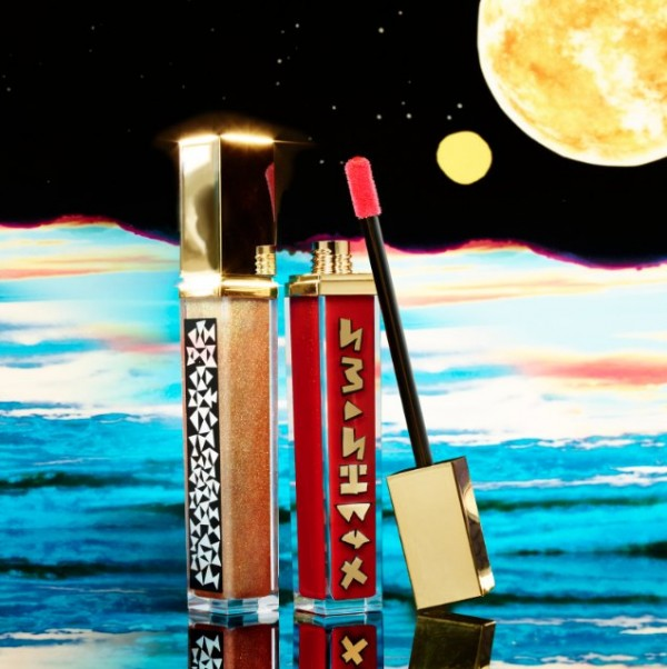Lipglossed Smashbox Santigold