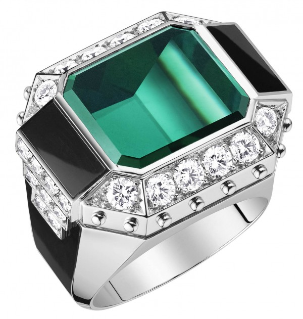 Louis Vuitton Emprise Haute Joaillerie Ring