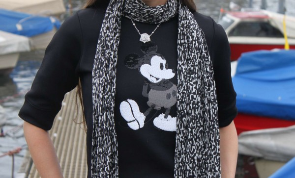 Marc Jacobs Mickey Mouse Top
