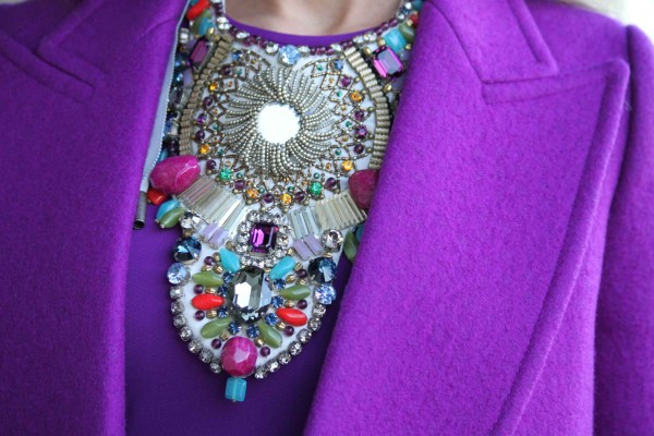Matthew Williamson Necklace - Stella McCartney Look