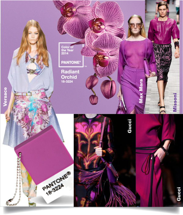 Pantone-Radiant Orchid