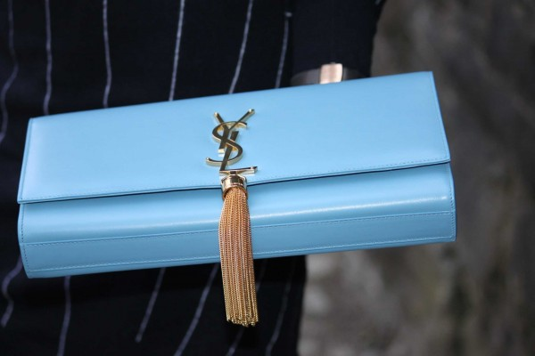 Saint Laurent Cassandra clutch