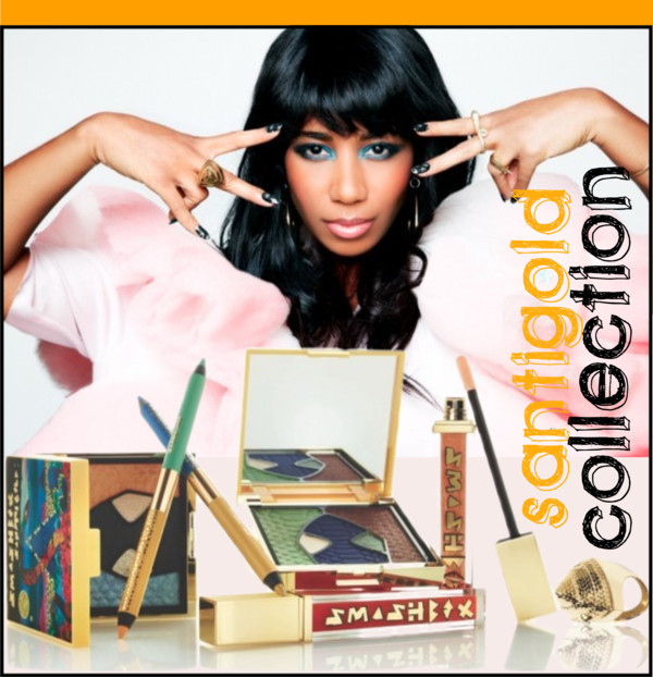 Santigold Collection by Smashbox