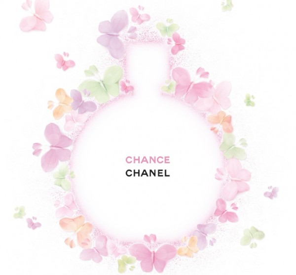 CHANCE EAU TENDRE SHIMMERING POWDERED PERFUME