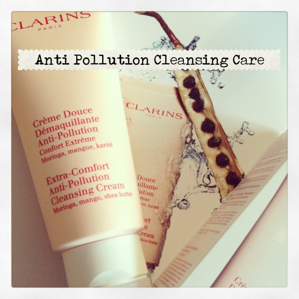 Clarins Cleansing Care Anti Pollution