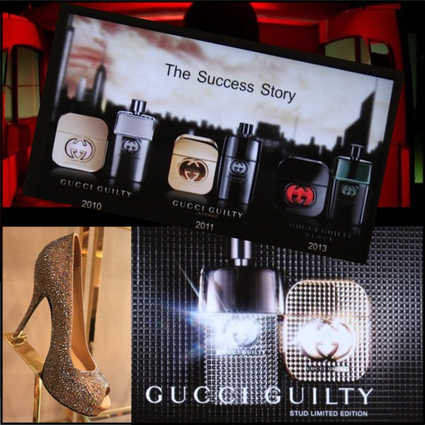 Gucci Guilty Stud Trip Collection