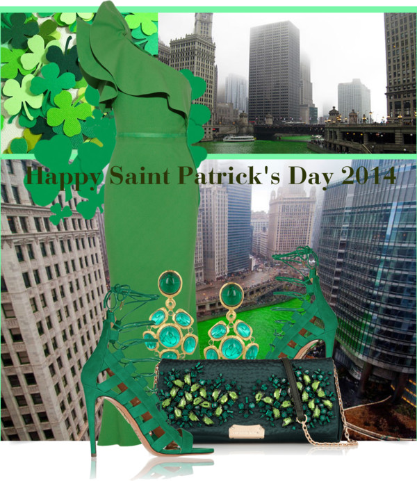 Happy Saint Patrick's Day 2014