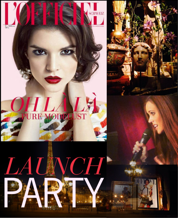 Launch Party L'Officiel