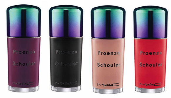 Nail Polishes MAC