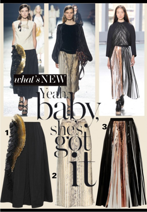 Pleats Please Cover SS2014
