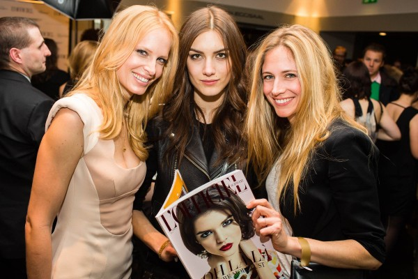 Sarina Arnold - Ronja Furrer -Fiona Hefti L'Officiel Party