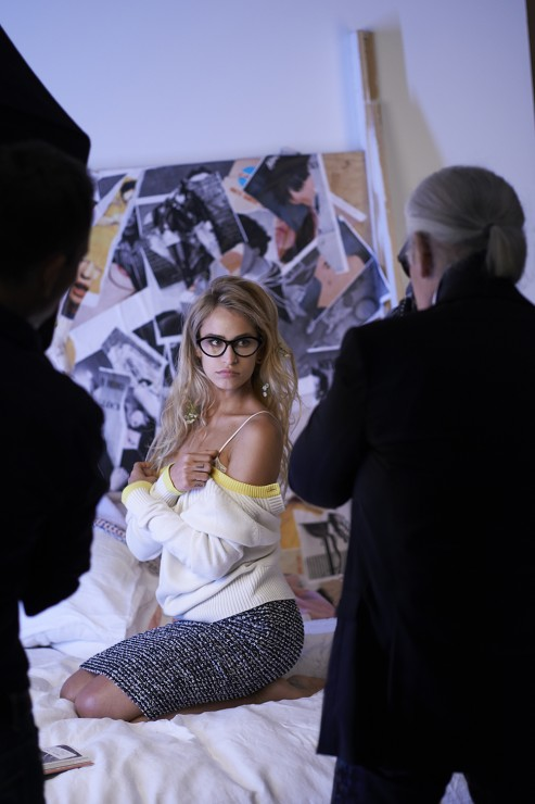 2014_Spring_Summer_Eyewear_Ad_Campaign_Making_Of_Pictures_ 03_LD