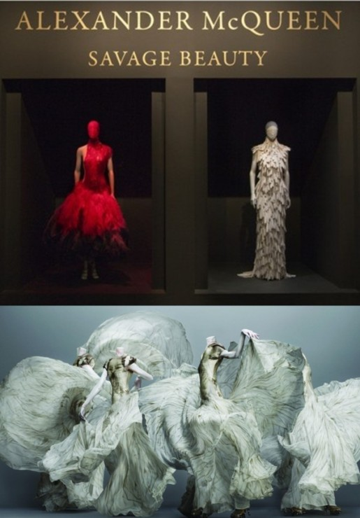 A mcQueen Savage Beauty comes to London