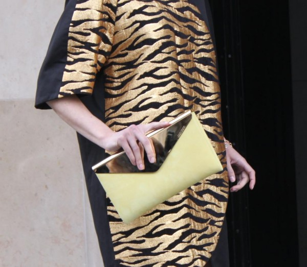 Charlize Clutch Jimmy Choo - Akris