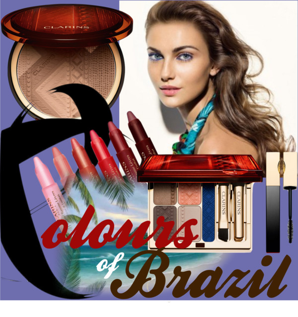 Colours of Brazil Clarins Cover